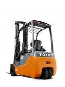 Toyota Traigo 48 volt driewiel uitvoering