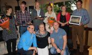 Geven Heftruck Service huldigt drie jubilarissen